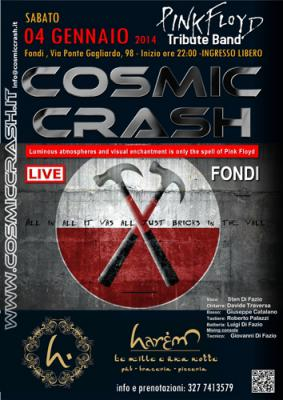COSMIC CRASH LIVE HAREM FOOD & DRINK