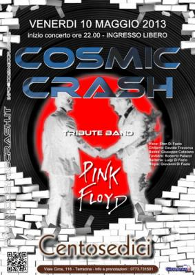 COSMIC CRASH LIVE AL 116